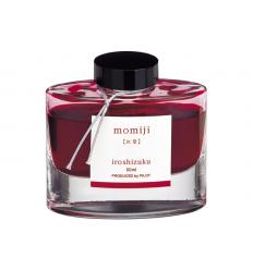 Encrier IROSHIZUKU momiji (feuilles d'automne)