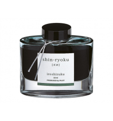 Encrier IROSHIZUKU shin-ryoku (vert émeraude)