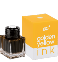 Encrier MONTBLANC golden yellow 30 ml