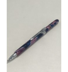 Stylo bille RECIFE pearl violet