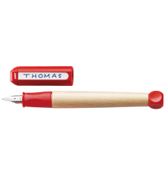 Stylo plume abc red (F)