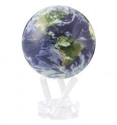 Globe Mova vue satellite avec nuage petit modèle