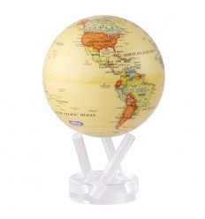 Globe Mova beige antique petit modèle