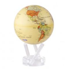 Globe Mova beige antique grand modèle