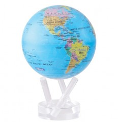 Globe Mova avec nom de pays grand modèle
