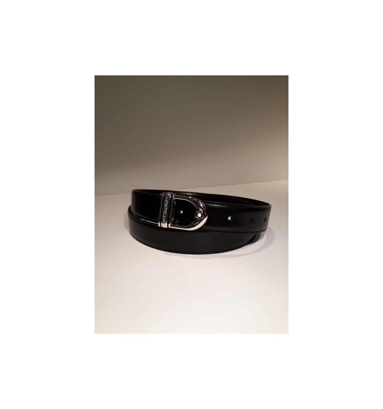 a44a0c3aa731 ceinture montblanc boucle plate