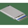 Protège cartes alu Secrid silver