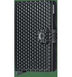 Protège cartes mini wallet Secrid Cubic black