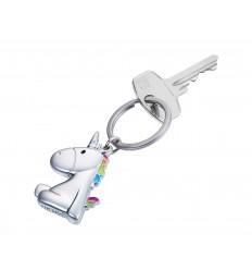 Porte clés Troïka licorne