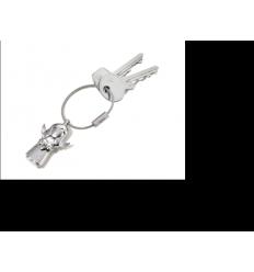Porte clés Troïka ange swarovski