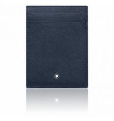 Porte cartes 4cc avec porte carte d'identité Montblanc Sartorial