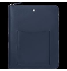 Conférencier A4 Sartorial bleu Montblanc