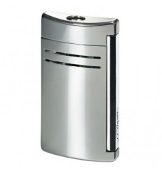 Briquet Maxijet chrome