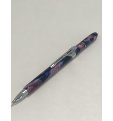 Stylo bille RECIFE pearl violet