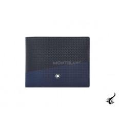 Porte carte Montblanc Extreme 2.0 Animation bleu 6cc