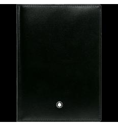 Porte passeport Meisterstück noir