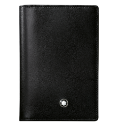 Porte cartes de visite Meisterstück noir